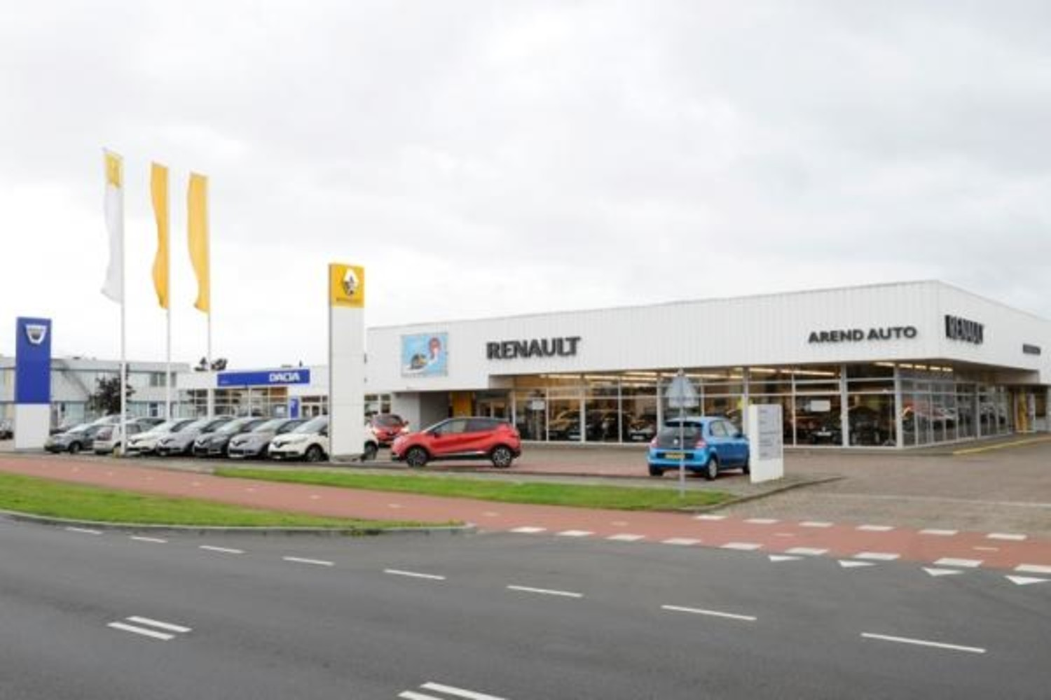 Arend auto Renault - Foto 12